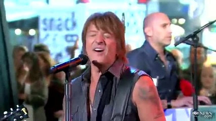 Richie Sambora - Every Road Leads Home To You (live On Good Morning America, 20 September, 2012)