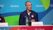 Brazil: US medallists talk physical limits, Olympic intrigue, and booing at Rio games