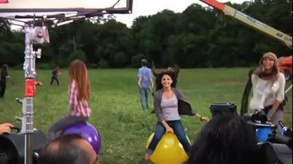 Селена Гомез в реклама за Dream Out Loud !!! ( Високо Качество )