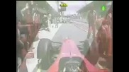 Много глупава грешка в Бокса на F1 - Ковалайнен запали Райконен