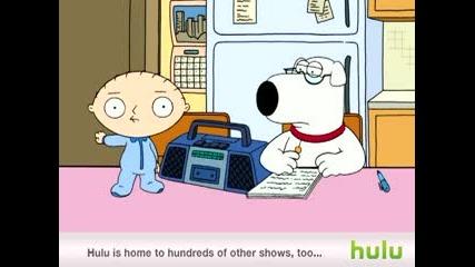 Family Guy - Robot Stewie
