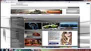 Много добър сайт за Hd картини за работния плот