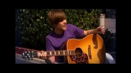 Justin Bieber sings Baby at Nickelodeon Mega Music Fest
