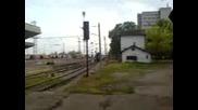 Маневри на гара Стара Загора