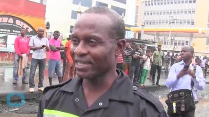 Flooding Sparks Ghana Gas Station Blast, Killing At Least 73