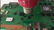 Desoldering Ps4 Nor Chip Tutorial
