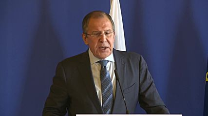 France: Lavrov talks Brexit, Syria and Russia-Turkey relations with French FM