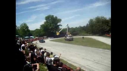 Drift Day - 1 Bmw картинг писта Плевен