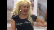 Корнелия раздава горещи танци смях Big Brother Family 17.04.2010