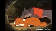Приказките на братя Грим - Вълкът и лисицата
