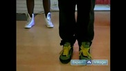 Hip Hop Dancing Skills - Heel Toe & Puppet Hip Hop Dance Step
