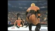 Rikishi & The Hurricane vs. Billy & Chuck (c) w/ Rico (wwf Tag Team Championship Match) - W W F