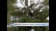 Бедственото положение в Габрово и Севлиево остава