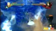 Naruto Shippuden Ultimate Ninja Storm 3-madara vs The 5 Kages