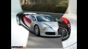 3 от Най Яките Коли В Света - Ferrari Enzo, Ferrari FX, Bugatti