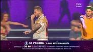 П Р О М О! M. Pokora - A Nos Actes Manquеs ( Nrj Music Award 2012 ) H D