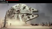 Филмов Тъпомер - Star Wars Vii The Force Awakens
