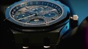 Създаване на един от най- успешните часовници в света: Royal Oak Perpetual Calendar