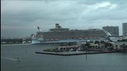 Най - големият кораб в света !