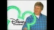 Doug Brochu - you are watching disney channel