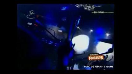 02 Me Voy (concerto Rebelde)