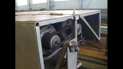 Машина за изправяне на арматура