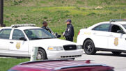 USA: Police on site in aftermath of FedEx warehouse shooting that killed 8