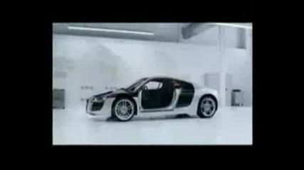 Audi R8 - реклама