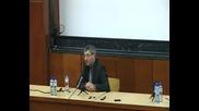 Готови ли сте да понесете успеха - Сашо Дончев - StartUP Conference 2009