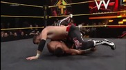 Sami Zayn vs. Tyson Kidd vs. Tyler Breeze - Triple Threat Match: Wwe Nxt, May 15, 2014
