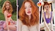 Рижава и палава: Запознайте се с най-красивата рускиня в света
