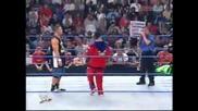 Kurt Angle vs John Cena - Rap Battle [после идва The Big Show]