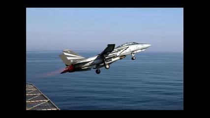 F-14 Tomcat екстремни изпълнения.