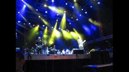 Serj Tankian - Elect the dead (live @ Spirit of Burgas) Hq