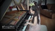 Sia - Chandelier Piano Cover by Pianistmiri