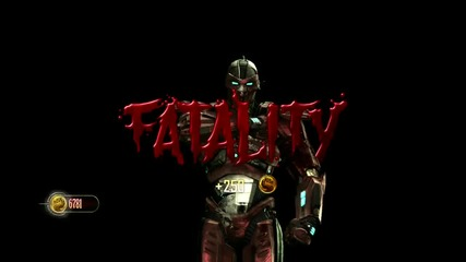 Mortal Kombat 9 - Sektor Fatality #2