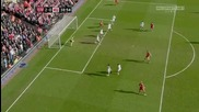 Liverpool 2:0 Manchester United ( Kuyt )