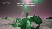 Hercules And Love Affair - Do You Feel The Same ( Zac Samuel Remix Edit )