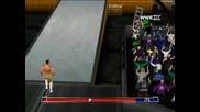 джoн сина вс алберто дел рио мач предаване