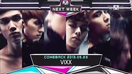 (vixx) - Hyde Next Week