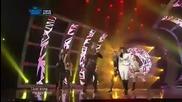 111110 - Girls Generation Snsd - The Boys - M! Countdown - November 10, 2011