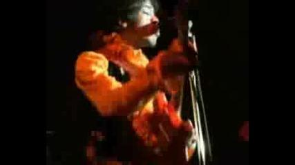 Jimi Hendrix Live At Monterey - Wild Thing