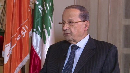 Lebanon:  If 'neighbouring state' fuels war, political solution in Syria impossible - Michel Aoun