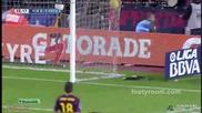 Мегаиздънка за Камп Ноу, Барса отстъпи водачеството! 01.11.2014 Барселона - Селта Виго 0:1