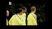 Бербатов с тригодишен договор в Юнайтед
