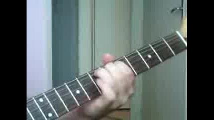 Ufo belladonna guitar solo