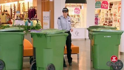 Смях! Банда от кофи за боклук стряскат хората - скрита камера ( Just For Laughs Gags )