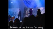 Evanescence - Going Under Live + Lyrics [from The Open The Door Concert]