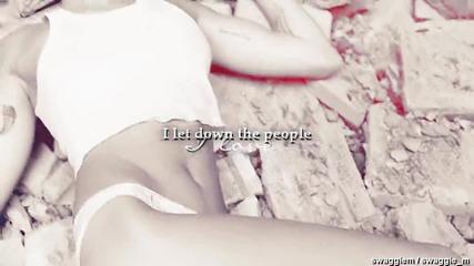 » Разочаровах хората, които обичам..