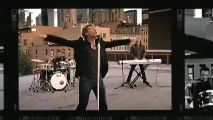 Bon Jovi - We Werent Born To Follow